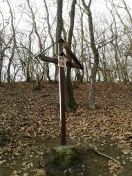 Traseul spre bisericuţă
