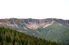 Circul glaciar de sub Vârful Negoiu Unguresc