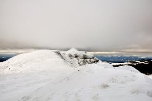 Pietrosu Călimani 2100 m