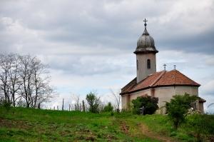 Biserica din Deleni-Obârşie, Jud Alba
