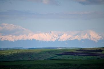 Vârful Negoiu, Munţii Făgăraş