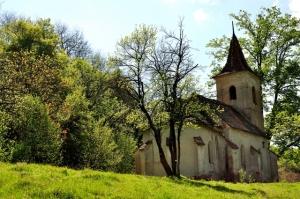 Biserica Lutherană din satul Mighindoala