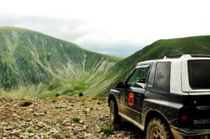 Pe drumurile patriei: Transalpina