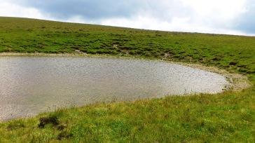 Lacuri pe platoul Latoriţei