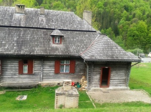 Casa de vanatoare de la Gura Barnarului