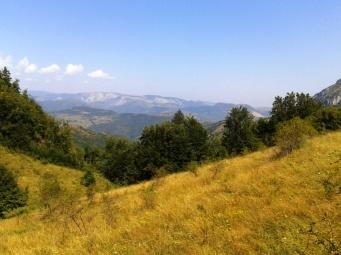 Rezervația Scărița Belioara, din Masivul Muntele Mare