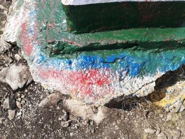 Urmele tricolorului românesc sub cel maghiar