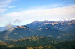Munții Rodnei, cu Vârful Pietrosul Rodnei, 2303 m