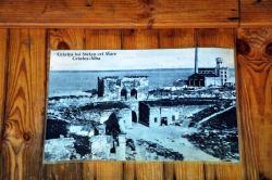 Cetatea Albă sau Bilhorod-Dnistrovski, în ucraineană sau rusă, amplasată la gura de vărsare a râului Nistru în Marea Neagră