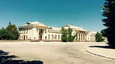 Clădirea gării din Tighina
