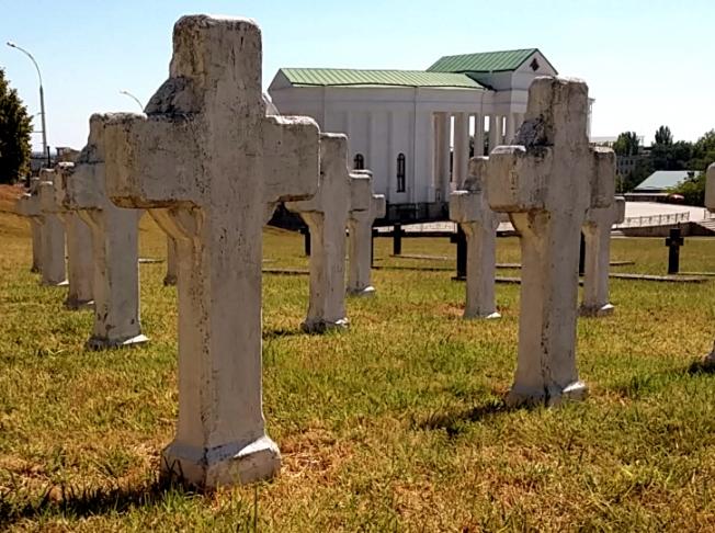 Cimitirul Dragalina, Tighina