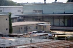 Activităţi industriale, surprinse din tren, în Tighina