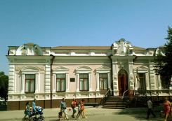 Clădirea Muzeul A.V. Suvorov din Ismail