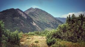 Creasta alpină a Vârfului Toroioaga