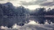 Tăul Morărenilor, lac format în urma alunecării unui versant, ce a barat un curs de apă.