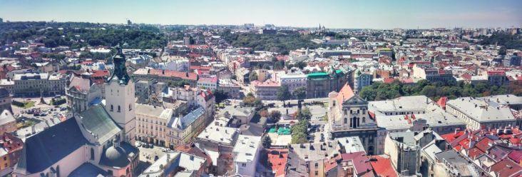 Catedrala romano-catolică din Liov. În prezent este administrată de comunitatea poloneză din oraș